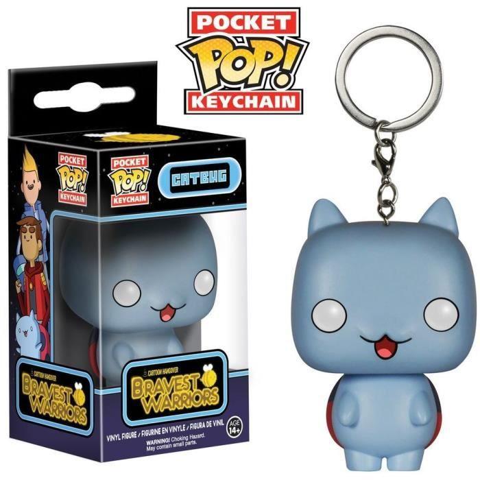 Porte clé Funko Pocket Pop! Bravest Warriors : Catbug