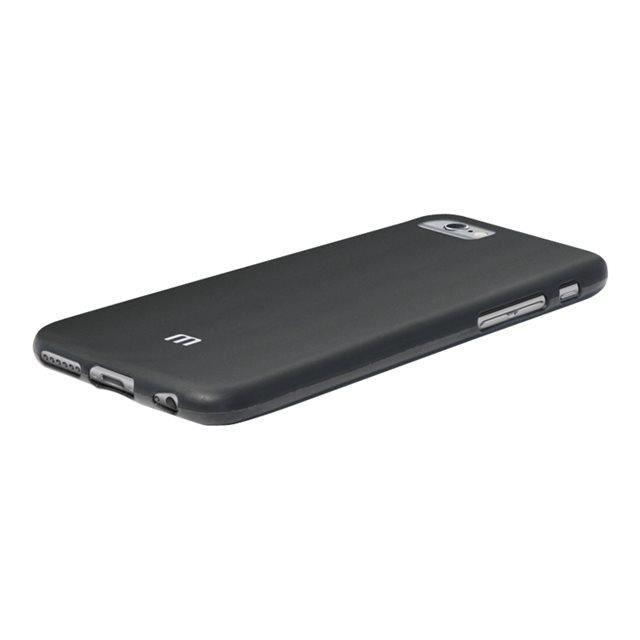 Mobilis Coque en silicone pour Iphone 6 Plus - Noir