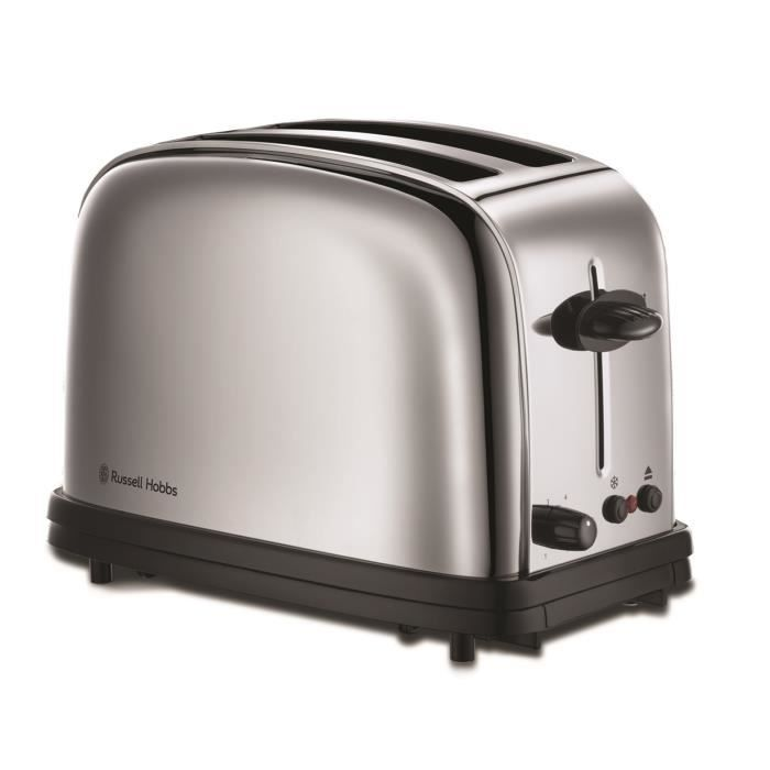 RUSSELL HOBBS Oxford 20700-56 Grille-pain - Inox