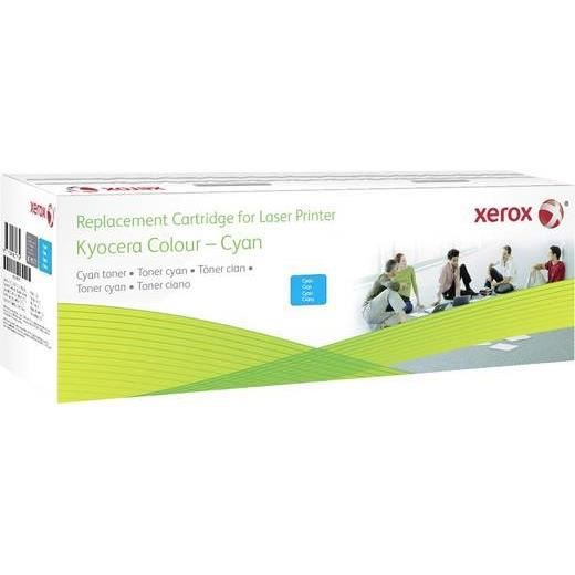 XEROX Cartouche de toner - cyan - Pour  KYOCERA TK-580C