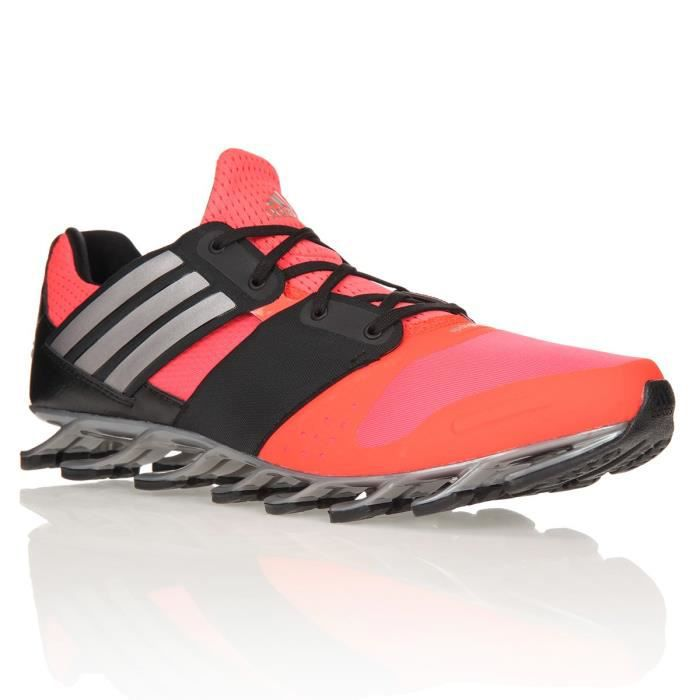 new concept c5839 a995b ADIDAS Baskets Chaussures Running Springblade Solyce Homme