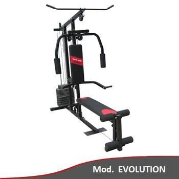 Banc Complet De Musculation Avec Poids Evolution Prix Pas Cher