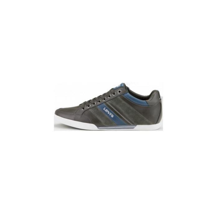 9da659f8de828 Chaussure Levi s Turlock Gris - Achat   Vente bottine - Soldes  dès ...