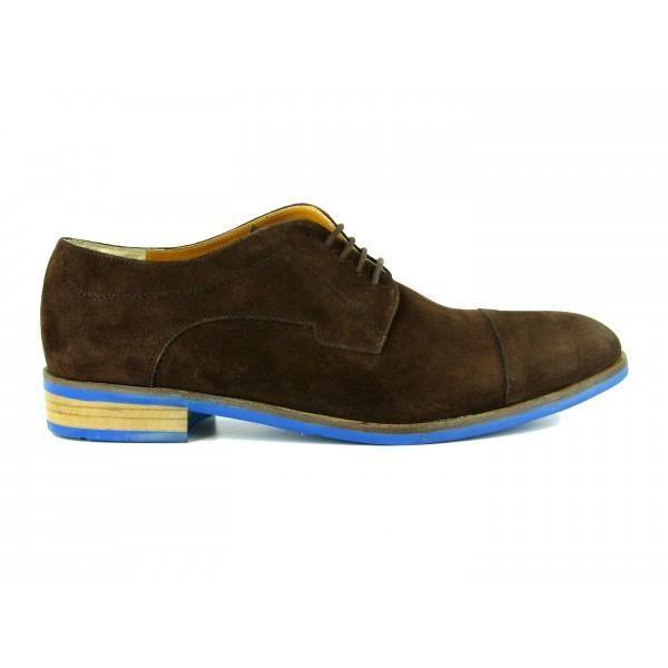 J.BRADFORD Chaussures Derby JB-MAINDY Marron - Couleur - Marron