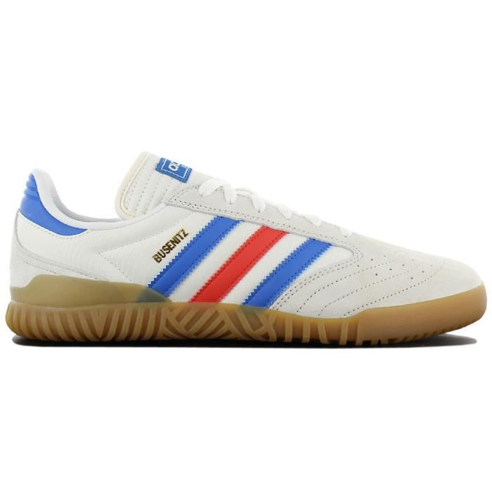 813d9e722c adidas Originals Busenitz Indoor Super BY3119 Hommes Chaussures Baskets  Sneakers Blanc