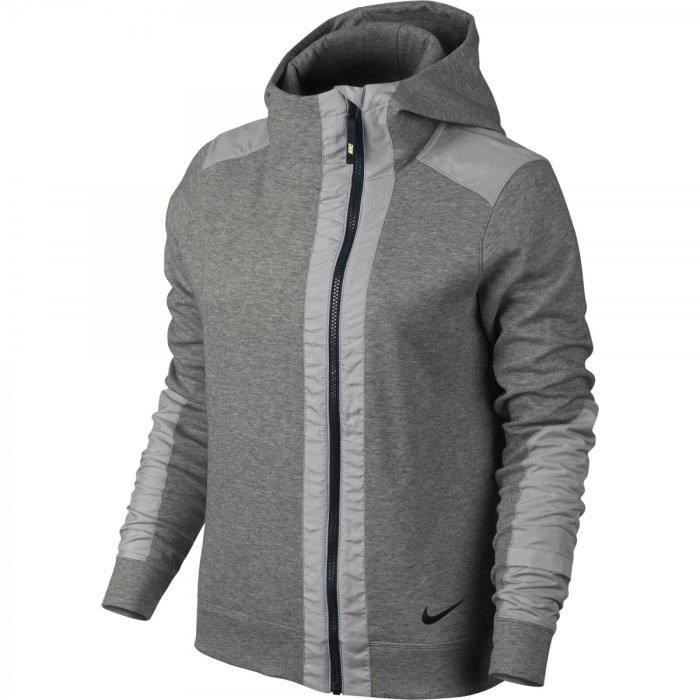 meilleures baskets 522e1 62f48 Fleece Zip Sweat Nike Advance Full 683753 15 063 shrtdQC