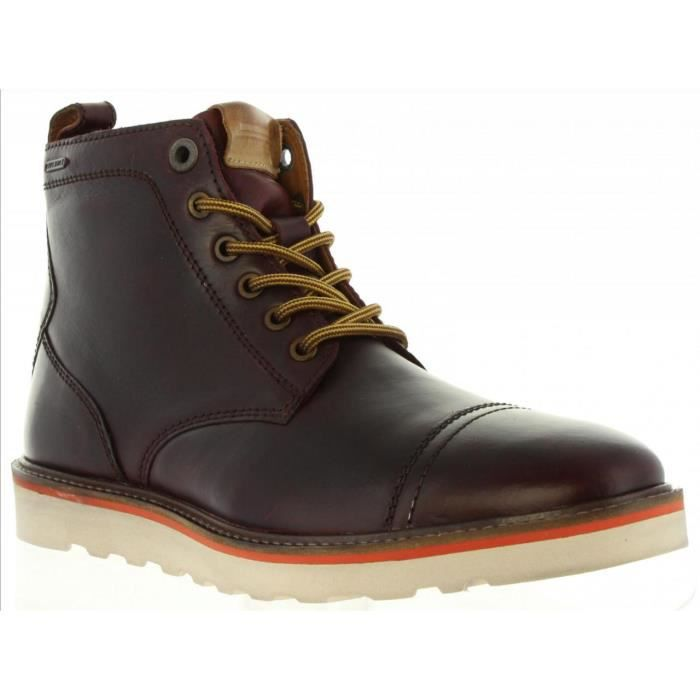 Bottes pour Homme PEPE JEANS PMS50149 BARLEY 873 BARK