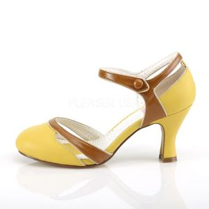Pin 27 Couture Up FLAPPER Chaussures rHrZP