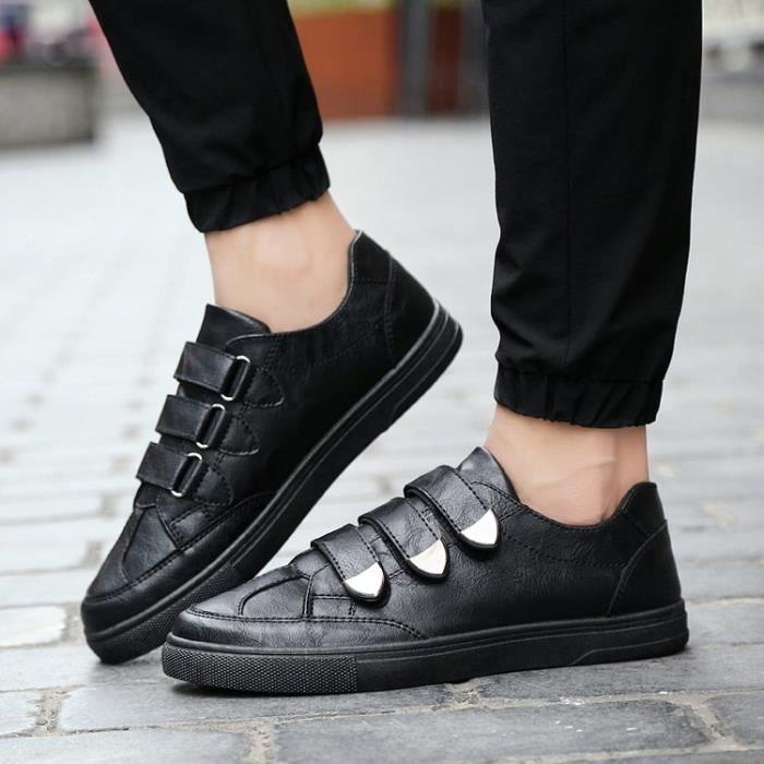 pour hommes chaussures Basket Chaussures sport décontractées de de Chaussures Basket plates BwxqnST0