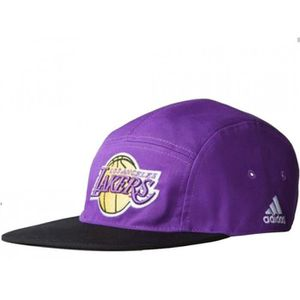 1bf6989f413 CASQUETTE 5P CAP LAKERS PUR - Casquette Lakers Basketball Ho