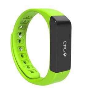 BRACELET D'ACTIVITÉ Aihontai® montre bracelet i5 Plus Smart Bracelet b