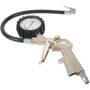 442d9ee735b664 REPOUSSE PISTON Pistolet de gonflage pneumatique - manometre gonfl