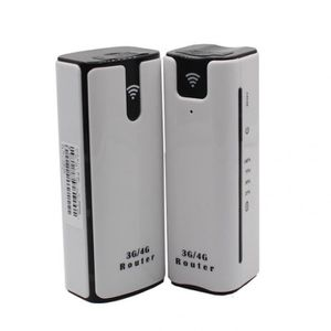 MODEM - ROUTEUR 3g Mini Mifi Sans Fil Portable Mobile Spot Débloqu