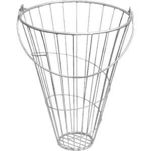 GAMELLE - ÉCUELLE Râtelier à foin en acier 50 cm Kerbl