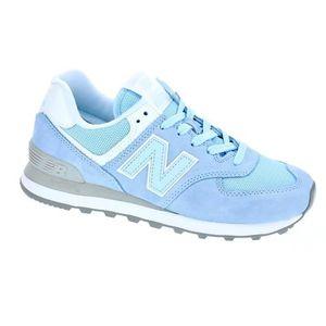 new balance femme bleu 574