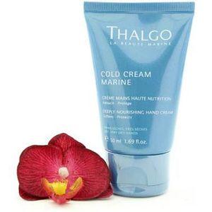 SOIN MAINS ET PIEDS Thalgo Cold Cream Marine Crème Mains Haute Nutriti
