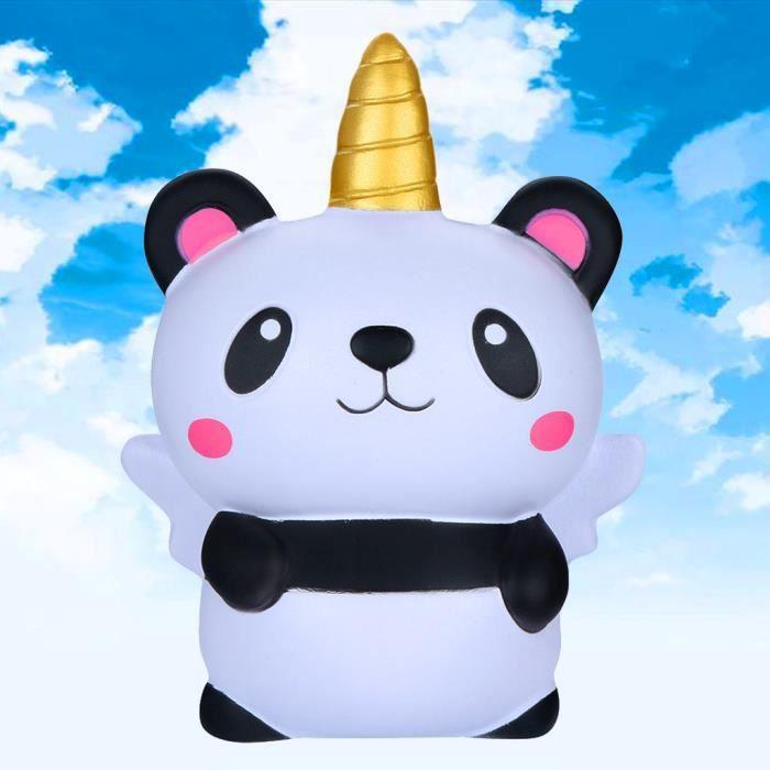 Jouet Jouet Anti Stress Parfumé Pour Panda Angel Avec Dessin Animé De Panda Kawaii Liy90214001 Cbas