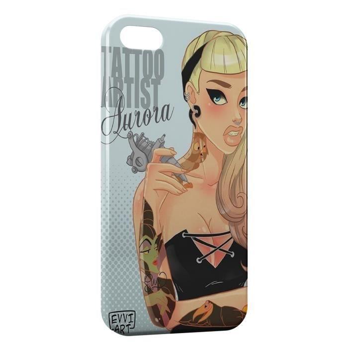 coque iphone 5 tattoo