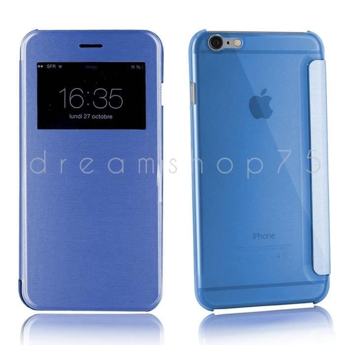 coque iphone 6 flip cover