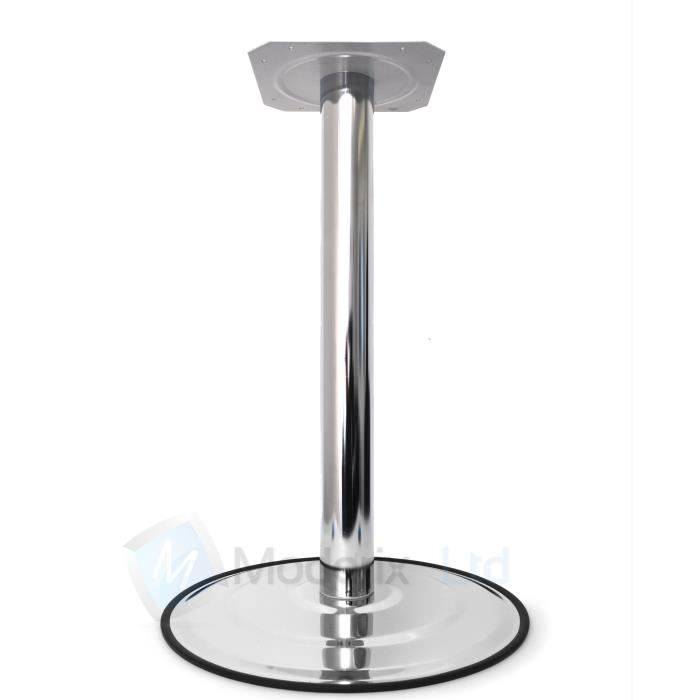 pied de table de bar 9 tabouret de bar industriel en mtal et cuir - Pied Table De Bar