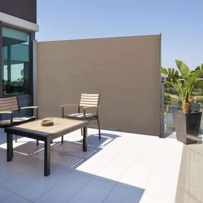 paravent retractable achat vente pas cher. Black Bedroom Furniture Sets. Home Design Ideas