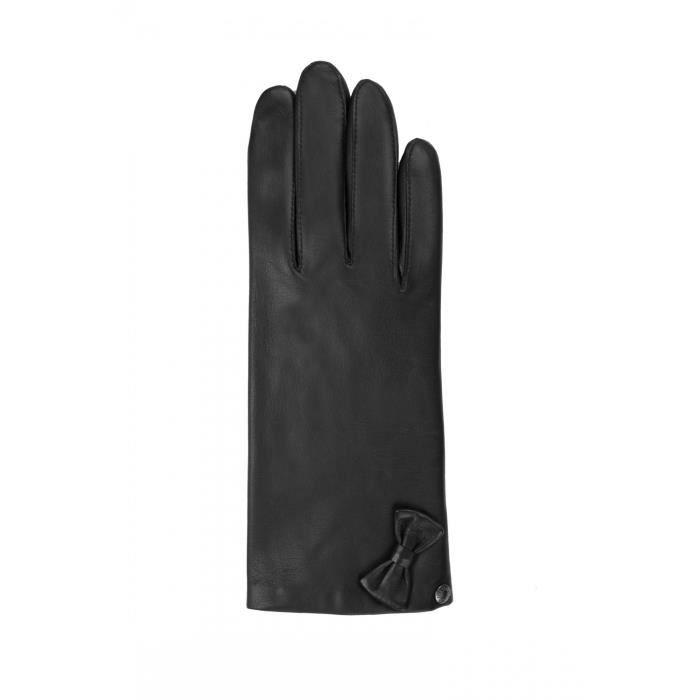 d7a749687f6cb Gants isotoner femme noir - Achat / Vente pas cher