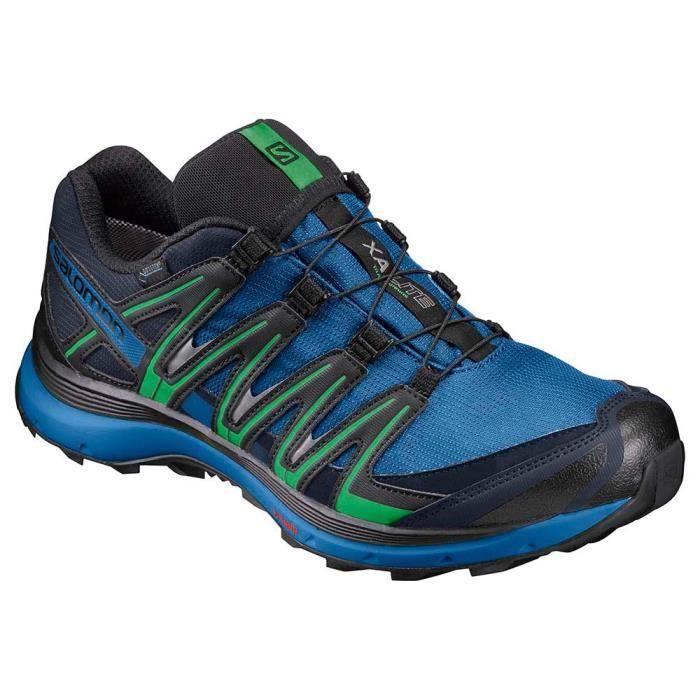 Prix Homme Lite Trail Pas Salomon Running Goretex Chaussures Xa 4qHwdH0