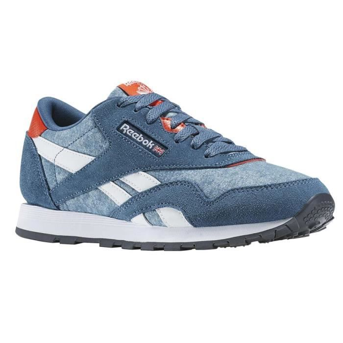 new product 9165a 6002a Chaussures enfant Chaussures de tennis Reebok Classics Classic Nylon Washed
