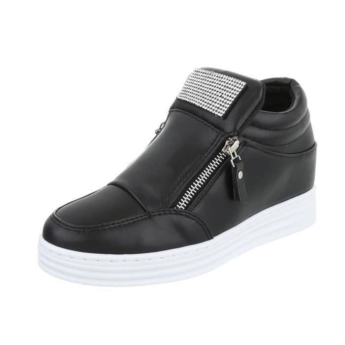 Chaussures femme chaussures sportSneakers noir 41 LhewHmlWq