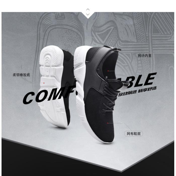 chaussures à mode pour course chaussures la sport à hommes Chaussures basket respirantes chaussures de de 2017 chaussures wYR0vqx