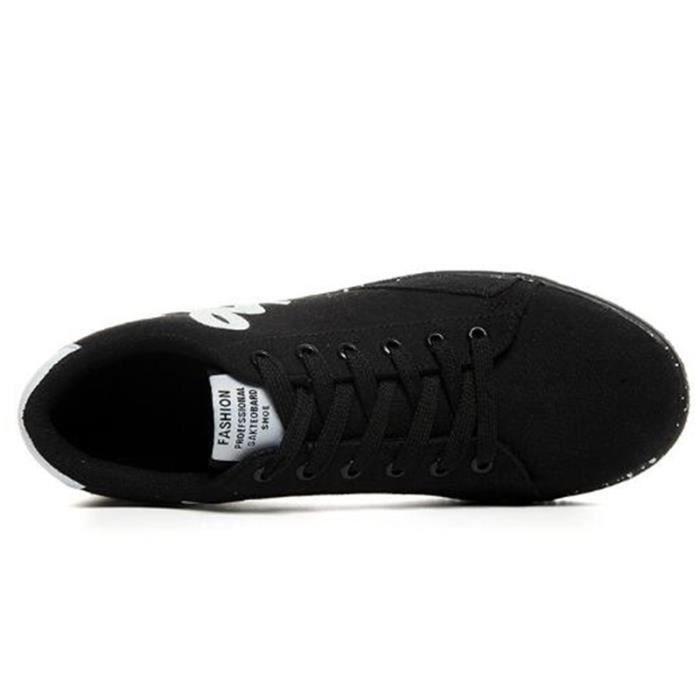 Sport Course Textile WYS XZ124Noir40 De Populaire Hommes daim De Pour en Chaussures fnwqOx85gC