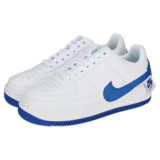 new products faecd 27bbb Nike Air Force 1 Jester Xx Femme Baskets Blanc Royal Blanc Blanc royal -  Achat   Vente basket - Cdiscount