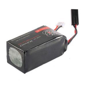 PIÈCE DÉTACHÉE DRONE 1 Pcs Lipo Battery 11.1V 2500mah 20C for Parrot AR