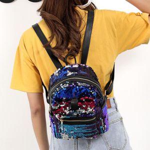 3ee48e074c SAC À DOS Sac à dos paillettes noeud papillon sac d'école sa