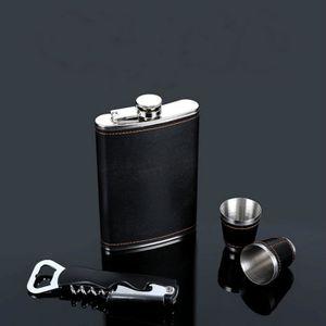 VODKA Hip Fiole Portable Bouteille De Vin En Plein Air B