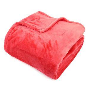 couverture polaire 240x260 achat vente couverture polaire 240x260 pas cher cdiscount. Black Bedroom Furniture Sets. Home Design Ideas