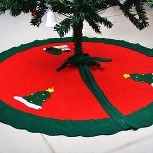 PIED DE SAPIN DE NOËL Décoration de Noël Père Noël bonhomme de neige Arb
