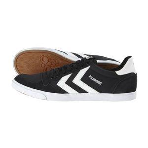 Chaussures Stadil Canvas� Slimmer WHITE BLACK aRa8nUq