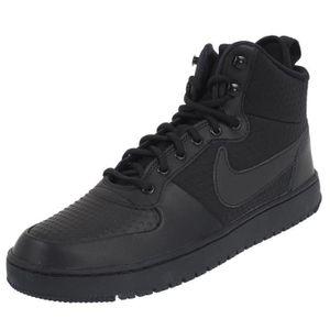 new arrival bbf51 e2d1d BASKET Chaussures basket Court borough mid noir - Nike