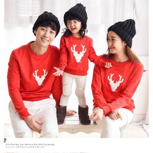 0435e7fdbcf92 Ensemble de vêtements Famille Noël pyjamas mère père bébé vêtements fami