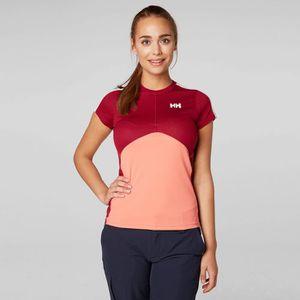 T-SHIRT Helly Hansen Femmes Lifa Active Léger Ss T-Shirt D