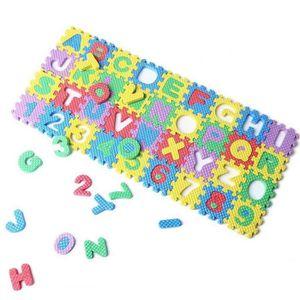 PUZZLE Puzzle colore des enfants de mini-taille educatif