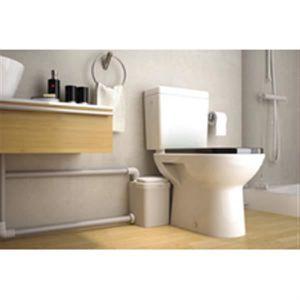 BROYEUR POUR WC Watermatic Broyeur adaptable à sorties multiples 4