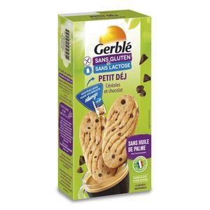 BISCOTTE - ASSIMILÉ ALLERGO Biscuits Petit déjeuner céréales et pépite