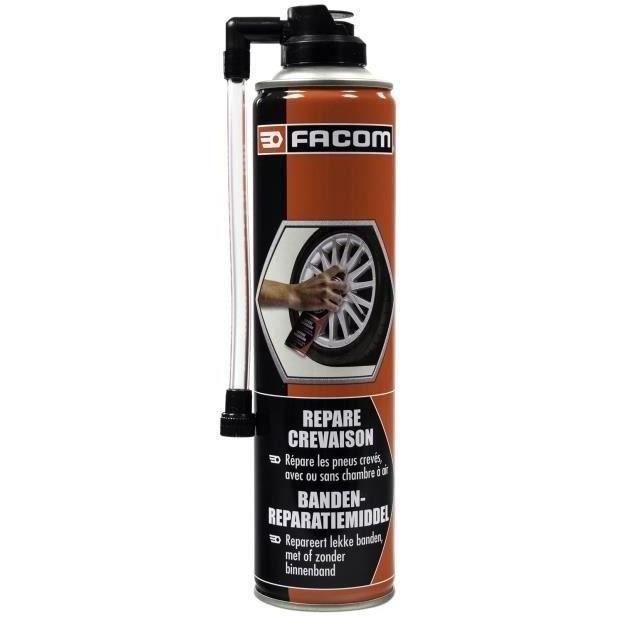FACOM Répare crevaison - Avec ou sans chambre à air 195mm - 400 ml