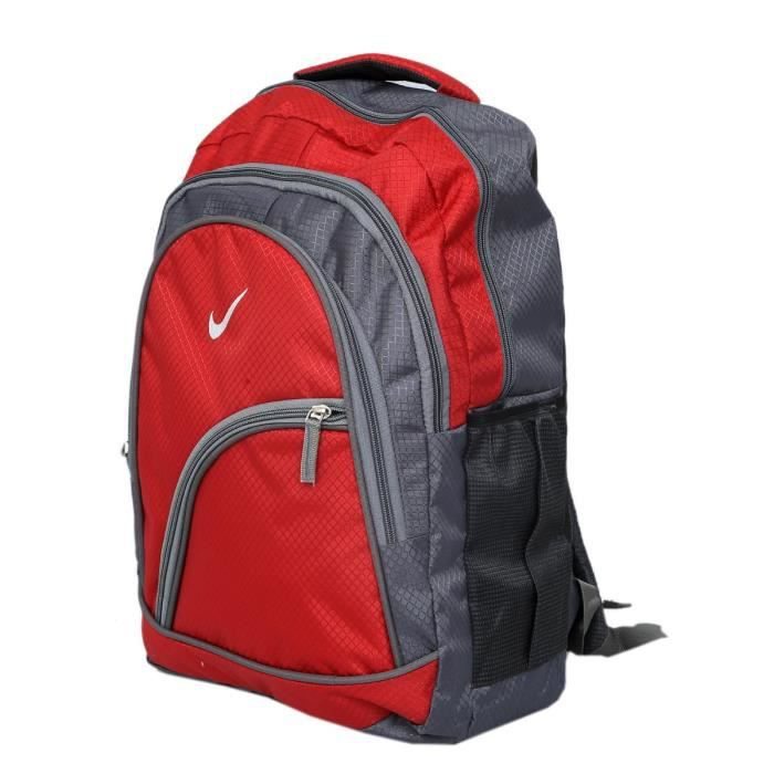 30 Ltrs College Sac pour hommes, sac pour ordinateur portable, Daypack Backapack (rouge) occasionnel -ki19136 WEFPX