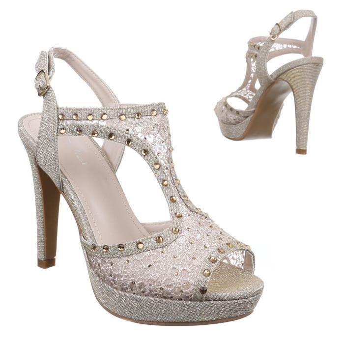 femme chaussure sandalette talons aiguilles escarpin