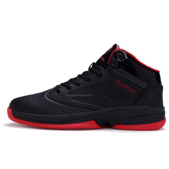 de homme respirantes chaussures Étudiant homme basketball chaussures pour hautes x4EHnz