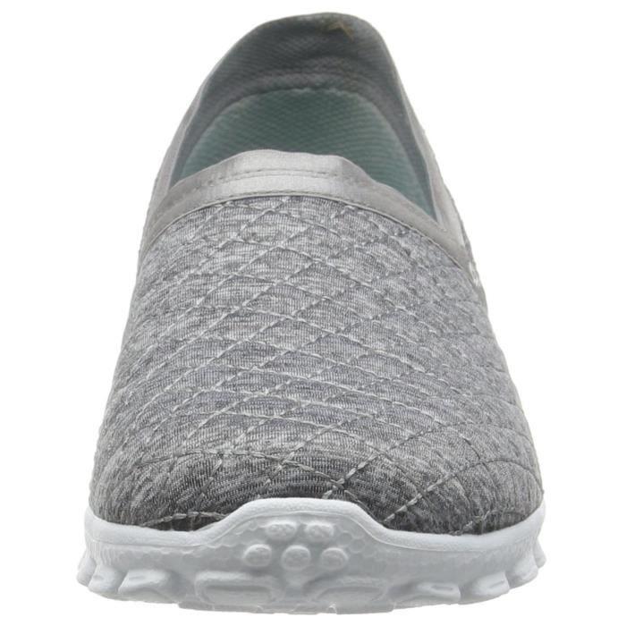 De Slip Ez T12v2 On Skechers Sneakers Femme La Flex wHnqU