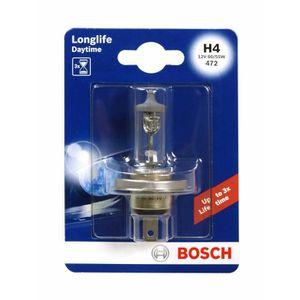 BOSCH Ampoule Longlife Daytime 1 H4 12V 60/55W